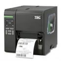 Stampante TSC ML340P a trasferimento termico industriale per etichette etichette con ethernet