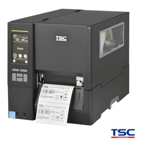 Stampante Industriale barcode per etichette termiche e a trasferimento TSC MH241-MH341B240T