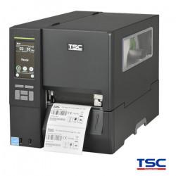 Stampante TSC MH341T a trasferimento termico industriale per etichette etichette con ethernet