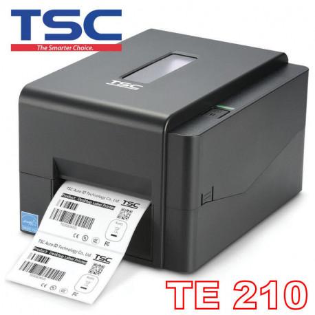 stampante etichette codici a barre TSC TE210 - barcode label printer