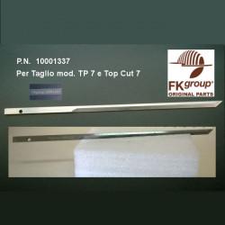 LAMA PER TAGLIO AUTOMATICO TESSUTI FK GROUP - FK SYSTEMA TOP CUT E TP7 CM
