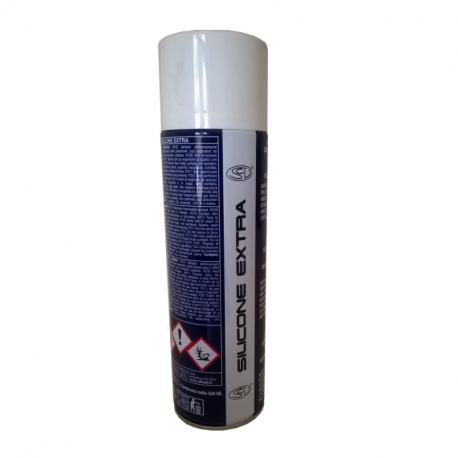 silicone spray industriale lubrificante scivolante per