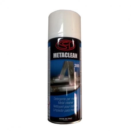 metalclean spray industriale sgrassatore pulizia di metalli e plastica meta lclean