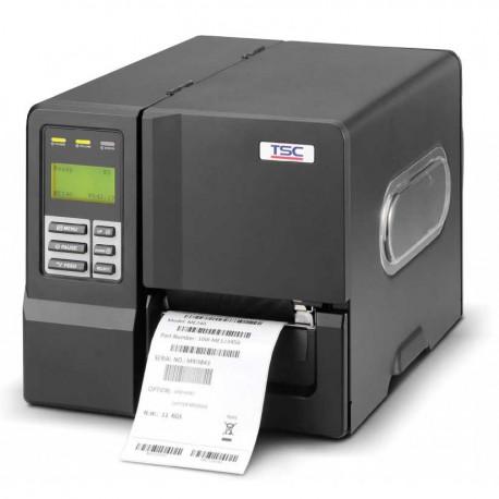 Stampante Industriale barcode per etichette termiche e a trasferimento TSC ME240