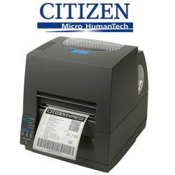 Stampante per etichette termiche e a trasferimento Citizen CL-S621