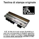 Testina ZEBRA - ricambio stampante