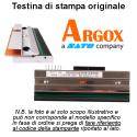 Testina ARGOX - ricambio stampante X1000 X3200