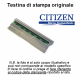 TESTINA CITIZEN CLP 521 621 CL-S RICAMBIO