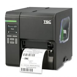 Stampante Industriale barcode per etichette termiche e a trasferimento TSC ML240P