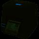 Stampante citizen CLS621 per etichette termiche e codici a barre zebra