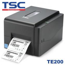 Stampante a trasferimento termico TSC TE200 - barcode printer
