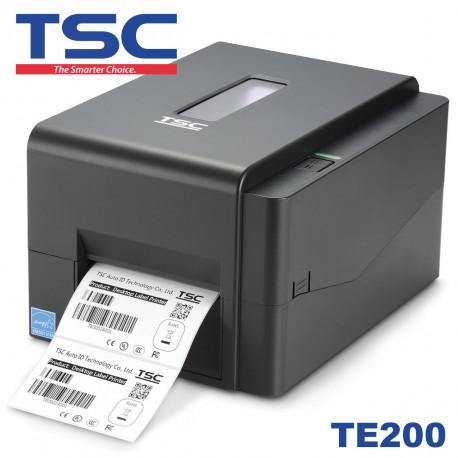 stampante etichette codici a barre TSC TE200 - barcode label printer