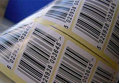 produzione etichette per codici a barre